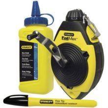 Cordeau traceur 30m kit fatmax 0-47-681 Stanley