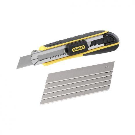 Cutter 18Mm A Cartouche Fatmax Stanley 1-10-481
