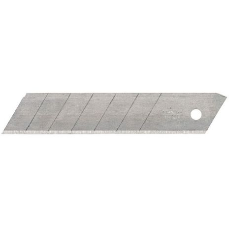 Lames De Cutters 25Mm - Distributeur 10 Lames Stanley 0-11-325
