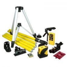 Kit Niveau Laser Croix Automatique Cl2Xti Stanley 1-77-121