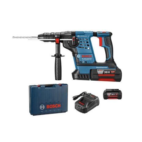 Marteau-perforateur sans fil GBH 36V Li 2x4.0Ah Bosch 0611906003