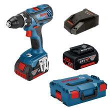 Perceuse-visseuse sans fil GSR 18V-28 5Ah Professional Bosch 06019H4101