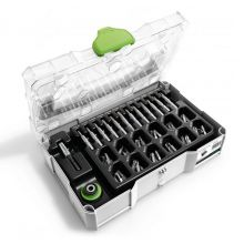 Mini-Systainer 74 pièces T-Loc SYS-CE MINI 1 TL TRA 203817 Festool