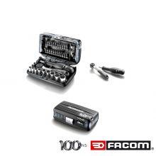 Coffret R2NANO 38 outils serrage-vissage R2NANO100Y Facom