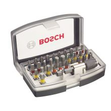 Coffret d'embouts de vissage Extra Hard 32 pièces Bosch 2607017319