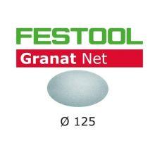 Abrasif maillé Granat STF D125 P120 GR NET/50 Festool (50 pcs) 203296