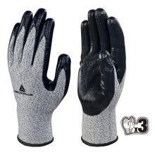 Lot 3 paires de gant tricot ECONOCUT paume enduite nitrile jauge 13