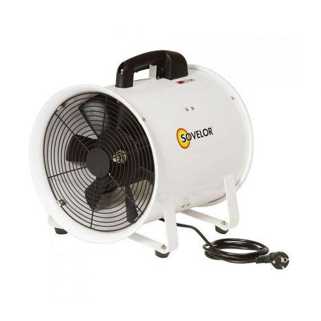 Ventilateur extracteur mobile V300 3900 m3h Sovelor OUTILS.FR