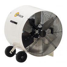 Ventilateur extracteur mobile sur roues V603 16500 m3/h Sovelor