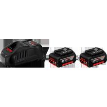Kit 2 batteries + chargeur GBA 18V 6.0Ah + GAL 1880 CV Bosch 1600A00B8L