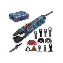 Découpeur-ponceur GOP 40-30 Bosch 0601231001 Professional + 16 accessoires