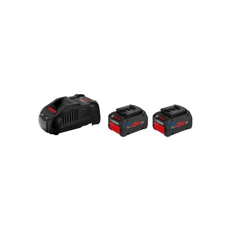 Pack 2 batteries 18V 7.0 Ah ProCore + chargeur GAL 1880CV Bosch 1600A013H4