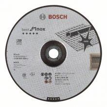 Disque à tronçonner A 30 V 125x6,0x22,23 Best for Inox Bosch