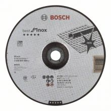 Disque à tronçonner A 30 V 125x6,0x22,23 Best for Inox Bosch