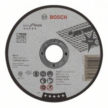 Disque à tronçonner A 46 V 125x1,5x22,23 Best for Inox Bosch