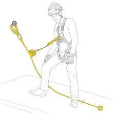 Kit ASAP Lock Vertical Lifeline 10m PETZL