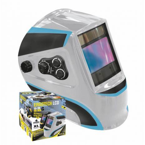 Masque LCD ERGOTECH 5-9/9-13 G SILVER 044173 GYS