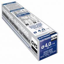 110 Électrodes rutiles E6013 ø 4,0 GYS 085053