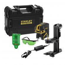 Niveau Laser Croix + 5 Points SCPG Vert Fatmax (Li-Ion) Stanley FMHT77598-1