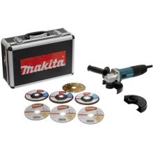 Meuleuse 125 mm 720 W (coffret alu)Makita