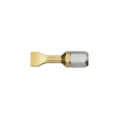 ES.124.5T ES.12T - Embouts High Perf' Titane série 1 pour vis à fente