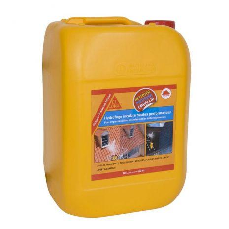 Hydrofuge Sikagard Protection Toitures bidon 20L Sika