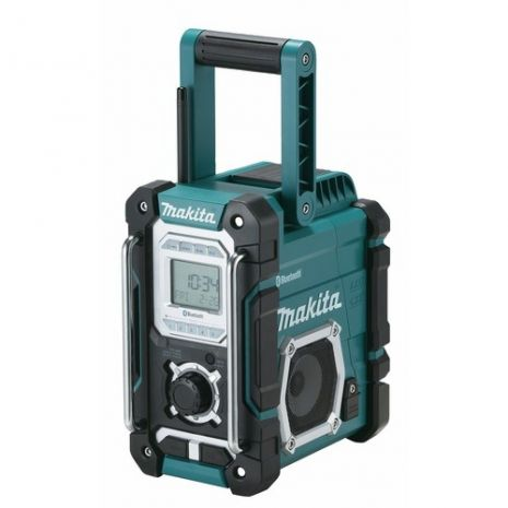 Radio de chantier 7,2 à 18V Li-Ion Bluetooth (Machine seule) DMR108 Makita