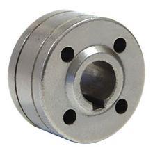 Galet type A pour fil fourré Ø 0,8 - 0,9/ 1,0 mm 046856 GYS
