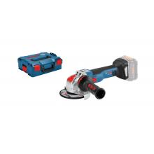 Meuleuse angulaire sans fil GWX 18V-10 C solo X-LOCK Bosch 06017B0200