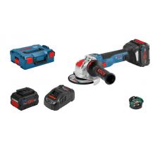 Meuleuse GWX 18V-10 SC 2x8 + GAL 1880 X-LOCK Bosch 06017B0401