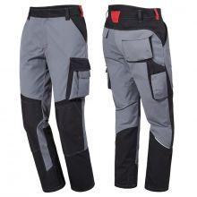 Pantalon de travail CONCEPT gris/noir Pionier