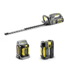 Taille-haies professionnel HT615BP 1.442-113.0 Karcher + batterie et chargeur