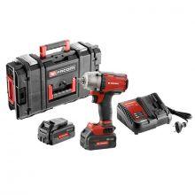 Clé à chocs compacte 18V + 2 batteries 5 Ah FCF894P2-QW Facom