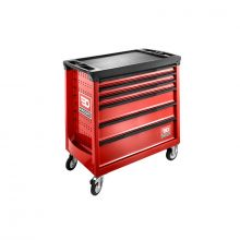 Servante Roll rouge 6 tiroirs Facom (4 modules par tiroir) ROLL.6M4PF