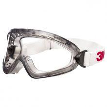 Lunette masque de sécurité verre incolore série 2890 3M