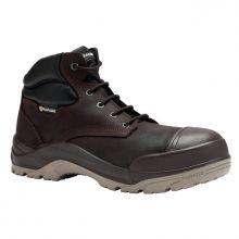 Chaussures de sécurité montantes S3 marrons NUMEX