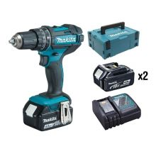 Perceuse a percussion 18V 4ah DHP482RMJ Makita