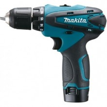 Perceuse visseuse 10,8 V Li-Ion 1,3 Ah 10 mm Makita
