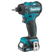 Perceuse visseuse 10,8 V Li-Ion 2 Ah CXT Makita