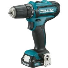 Perceuse visseuse 10,8 V Li-Ion 2 Ah CXT 10 mm Makita