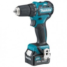 Perceuse visseuse 10,8 V Li-Ion 4 Ah CXT 10 mm Makita
