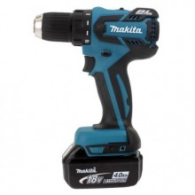 Perceuse visseuse 18 V Li-Ion 4 Ah 13 mm Makita