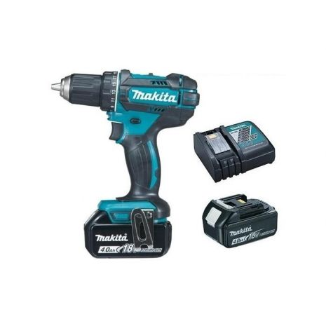 Perceuse visseuse 18V Li-Ion 4Ah 13mm Makita DDF482RMJ