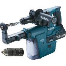 Perfo-burineur SDS-Plus 18 V Li-Ion 5 Ah 24 mm Makita