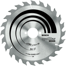 LSC Standard Wood 85X15X1.1 Pour Gk Bosch 2608643071