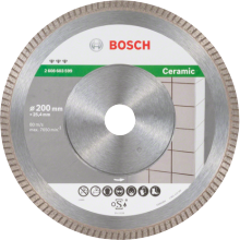 Disque D Best Extraclean Turbo 230X Bosch 2608603597