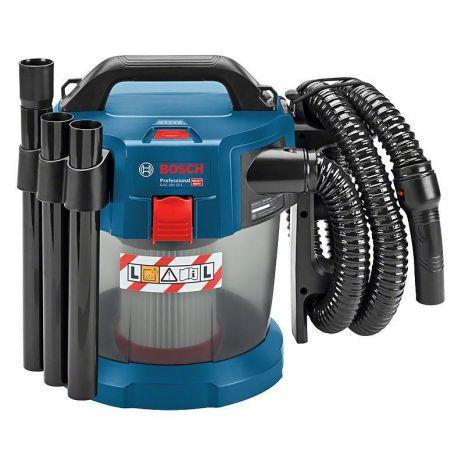 Aspirateur sans fil BOSCH GAS 18V-10 L Professional 06019C6302 + accessoires