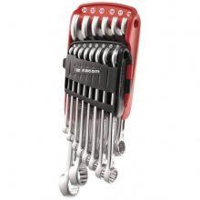 Jeu de 14 clés mixtes métriques Facom 440.jp14pb Facom