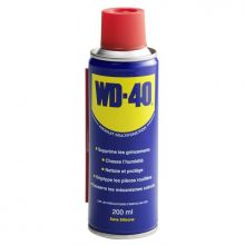 Lubrifiant dégrippant multifonction WD40 200ml