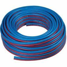 Tuyaux de caoutchouc jumelés TWIN gaz oxygène bleu - acétylène rouge